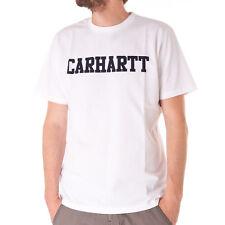 Carhartt S/S COLLEGE CAMISETA DE HOMBRE CAMISETA NUEVA 28577
