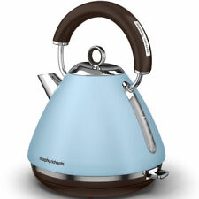Morphy Richards 102100 Azure Accents Traditional Pyramid Kettle