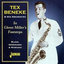 TEX BENEKE - IN GLENN MILLER'S FOOTSTEPS  CD NEU