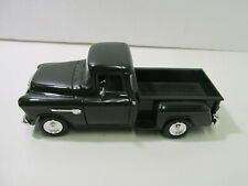 Green 1955 Chevrolet Pick Up Truck 1:24 Scale Diecast dc2820