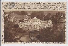 AK Piestany, Pöstyen, Panorama vom Radiumberg 1932