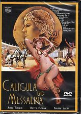 Caligula & Messalina , Caligula's Perversions , 100% uncut , DVD Region2 , NEW