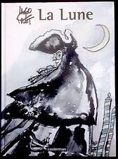 HUGO PRATT - La Lune - Corto Maltese - Casterman 2005 - Album hors-commerce NEUF