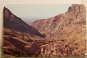 Wyoming WY Big Horn Mountains Shell Canon Sheridan Postcard Old Vintage Card PC