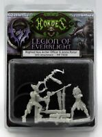 Hordes PIP73030 Blighted Nyss Archer Officer & Ammo Porter (Everblight) Elves