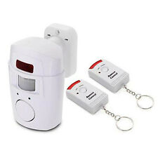 Motion Sensor W/2 Remotes
