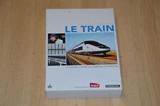 coffret DVD Il était une fois le train : la grande histoire du chemin de fer