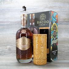 BACOO 11 y.o. Geschenkset, Rum aus der Dominikanische Republik, 0,7, 40%