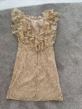 Lipsy Lace Dress Size 8