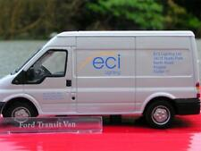 Ford Transit 1:43 Scale Model Van Cararama With Printed Logo Graphics Sign
