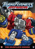 Transformers: Armada: The Complete Series (7 Disc) DVD NEW