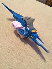 Power rangers super samurai blue shark zord megazord