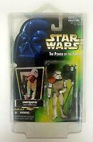 Sandtrooper with heavy blaster Hasbro Star Wars 1996 Action Figure Sealed