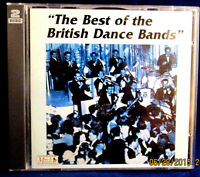 Best of the British Dance Bands-2 CDs 1993 Music & Memories- 61 Tracks 1927-1940