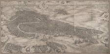 """Jacopo de' Barbari : """"View of Venice"""" (1500) — Giclee Fine Art Print"""