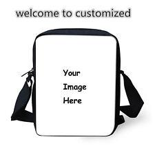 Customized Cross Body Bag Women Personalised Shoulder Purse Small Messenger Bag