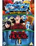 Hotel Transylvania/Monster House/The Smurfs: The  (UK IMPORT) DVD [REGION 2] NEW