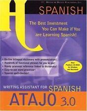 Atajo 3.0 CD-ROM: Writing Assistant for Spanish, , Pet, Willem J. A.,Noblitt, Ja