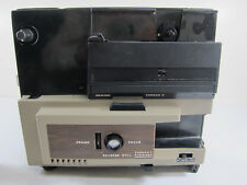 Kodak Insamatic M110 Movie Projector 8MM & Super 8 -Motor & Lamp Work-Untested