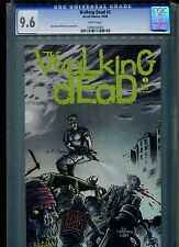 Walking Dead #2 CGC 9.6 (1989) Aircel Comics Jim Somerville only 1 Higher @ 9.8
