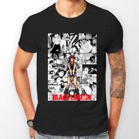 Black Lagoon Revy Manga Strip Anime Manga Unisex Tshirt T-Shirt Tee ALL SIZES
