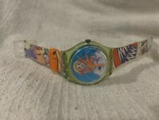 Swatch Watch Yuri gagarin 1991/ 1992 Originale Orologio Vintage