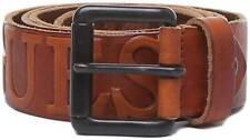 Guess Mens Adjustable Belts In Brown