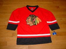 NWT NHL Chicago Blackhawks Jonathan Toews Home Jersey YOUTH Large 12/14 Nice!