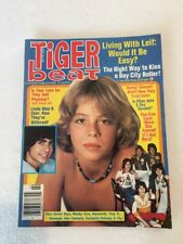 TIGER BEAT MAGAZINE Feb 1976 Linda Blair Cher Elton John Leif Travolta I722