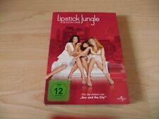 DVD Box Lipstick Jungle - Season One - Brooke Shields