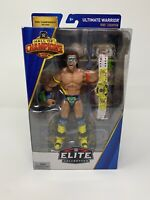 Mattel WWE Elite Hall Of Champions Ultimate Warrior RARE Exclusive