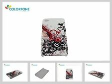 Gemusterte Markenlose Handy-Taschen & -Schutzhüllen aus Kunststoff für iPhone 4