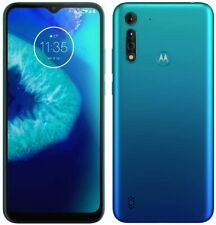 "Motorola Moto G8 Power Lite 6,5"" HD+ 5000 mAh Factory Unlocked Turquoise New!"