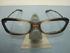 OAKLEY Feminina EXPOSURE Champanhe OX1068-0453 armação de óculos de  prescrição Novo Na Baggy a527cc054d