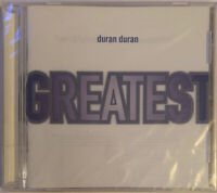 DURAN DURAN GREATEST CD CAPITOL USA CLUB PRESSING 1998 SEALED