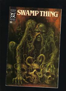 Swamp Thing #88 DC COMICS  1989, CONSTANTINE.> ABBY   VF