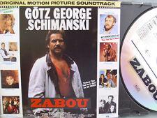 Zabou- Schimanski-Soundtrack- lesen