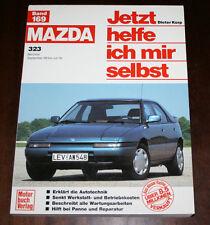 Reparaturanleitung Mazda 323 + 323 F (Typ BG), Baujahre 1989 - 1994