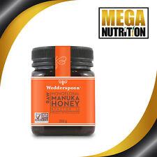 Wedderspoon 100% RAW Manuka Honey Kfactor 16 250g | High Quality Antioxidant