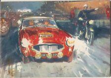 Castrol Achievements 1960 Racing + Rallying successes Pat Moss Ann Wisdom +