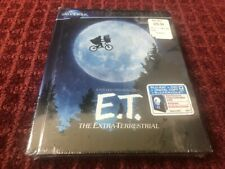 E.T. The Extra-Terrestrial (Blu-ray/DVD, 2012, Anniversary Edition Includes...