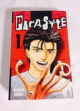 Loot Crate Loot Anime Unnatural 2017 Parasyte Manga PB Book Shinichi Izumi Migi