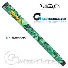 TourMARK Loudmouth Lucky Grips - Green  x 1