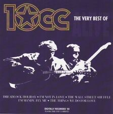 10CC - Alive - The very best of (CD)