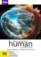 How to Build a Human - Season 1 NEW PAL 2-DVD Set Robert Winston