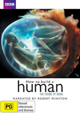 How to Build a Human - Season 1 NEW PAL 2-DVD Set Robert Winston