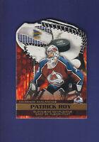 Patrick Roy HOF 2002-03 McDonald's Pacific Glove Side Net Fusions #1 Avalanche