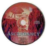 ASCENDANCY 4X Strategy Computer/PC Software 1995 Video Game - CDROM DISC ONLY