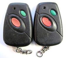 Lot PAIR 2 Car Starter START AUTOSTART REMOTE KEYLESS key entry FOB KTOGTS2 PHOB