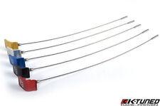 K-Tuned Billet Oil Dipstick Dip Stick RSX Civic Si EP3 FG K20 K20a K20z (BLACK)
